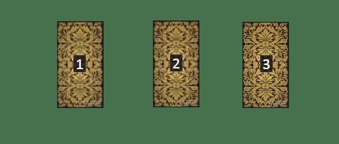 3 карты таро на вечер