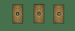 3 карты что он думает обо мне