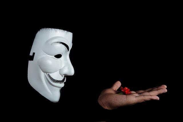 гадание маска