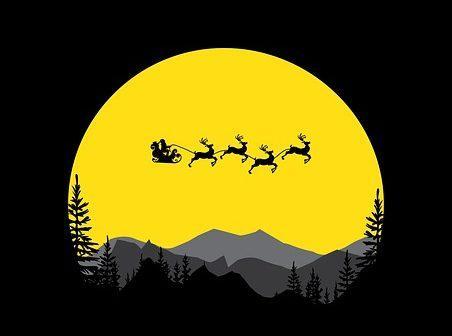 рождество и волшебство