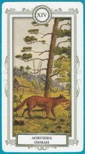 ленорман лиса