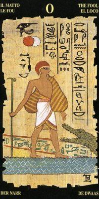 Крокодил Египетское таро
