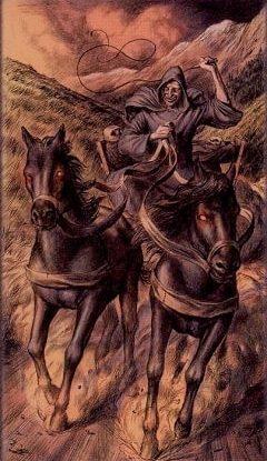 колесница гримуар