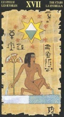 звезда таро египетское