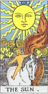 солнце уэйта