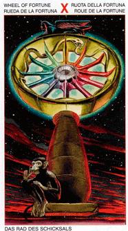 аркан колесо фортуны