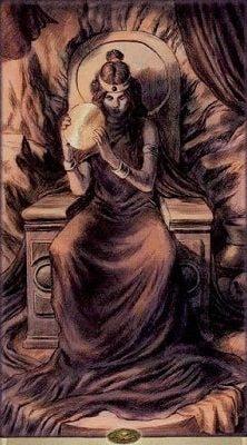 гримуар дама монет