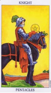 рыцарь пентаклей уэйта