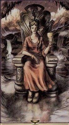 гримуар королева чаш