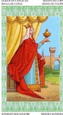 ленорман королева кубков