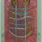 таро тота кроули 8 мечей