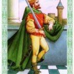 ленорман король мечей