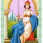 ленорман королева мечей