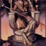 гримуар королева жезлов
