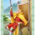 ленорман король жезлов