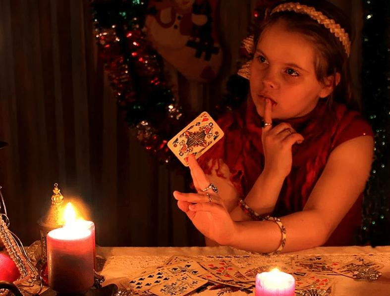 новогоднее гадание на суженого